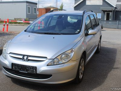 brugt Peugeot 307 1,6 HDi 110 Performance st.car