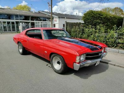 brugt Chevrolet Chevelle SS Coupe 454 BigBlock