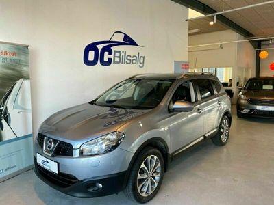 brugt Nissan Qashqai +2 1,6 dCi Tekna