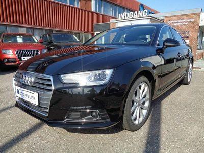 usado Audi A4 2,0 TDi 190 Sport quattro S-tr.