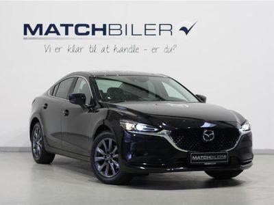 brugt Mazda 6 2,0 Skyactiv-G Vision 145HK 6g