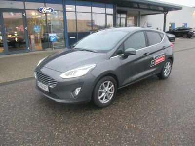 brugt Ford Fiesta 1,0 EcoBoost mHEV Titanium