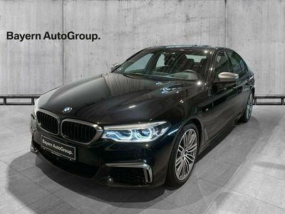 brugt BMW M550 i 4,4 xDrive aut.
