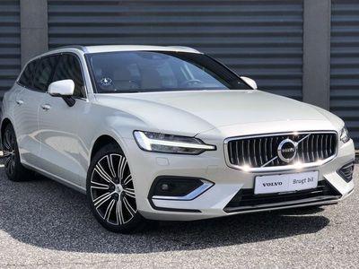 begagnad Volvo V60 2,0 D4 Inscription 190HK Stc 8g Aut.