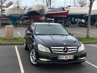 usata Mercedes C200 CDI BE