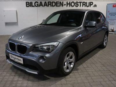brugt BMW X1 2,0 sDrive18d Van