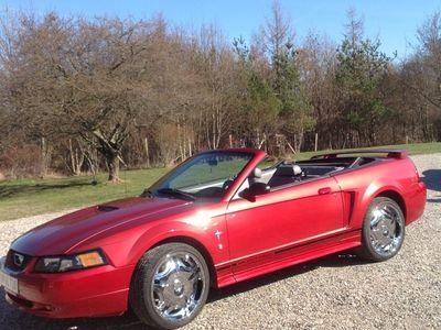 brugt Ford Mustang Cabriolet 3,8