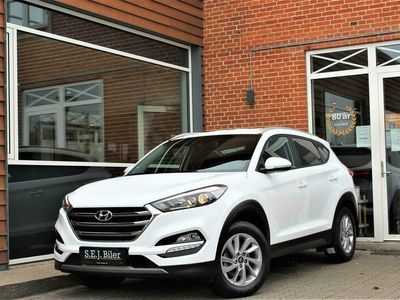 brugt Hyundai Tucson 1,6 GDI Trend 132HK 5d 6g B