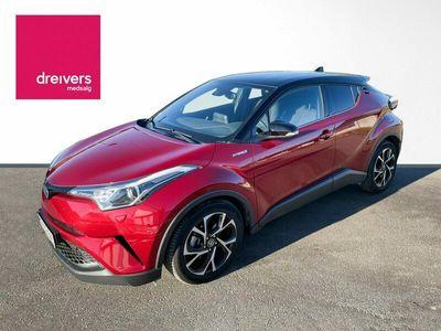 brugt Toyota C-HR 1.8 VVT-i Hybrid | 98 hk | C-LUB aut
