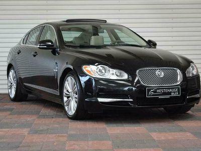 brugt Jaguar XF 3,0 V6 S Portfolio 275HK 6g Aut.