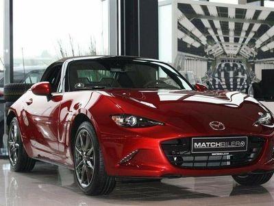 brugt Mazda MX5 2,0 Skyactiv-G Sport-pakke 184HK Cabr. 6g