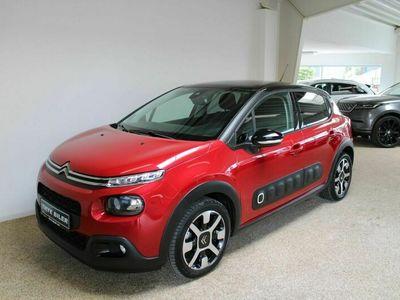 brugt Citroën C3 1,2 PureTech 110 VTR Sport EAT6