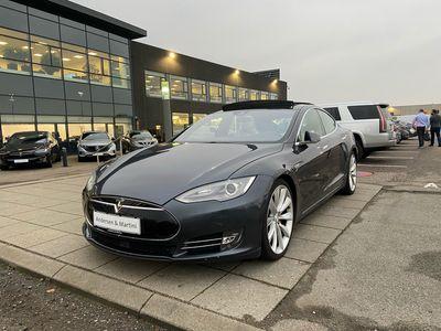 brugt Tesla Model S P90D el EL AWD 469HK 5d Aut.