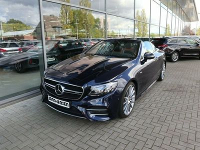 brugt Mercedes E53 AMG 3,0 AMG Cabriolet aut. 4-M+
