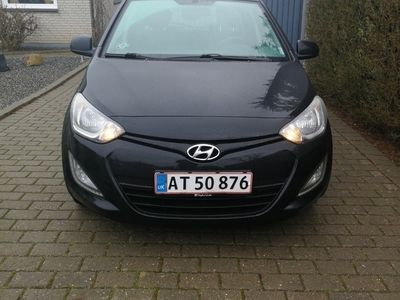 begagnad Hyundai i20 1.2 5 dørs MPV 62.