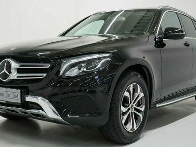brugt Mercedes GLC220 d aut. 4-M Van 2018