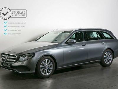 brugt Mercedes E200 0 Avantgarde stc. aut.
