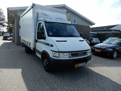brugt Iveco Daily 3,0 35S17 Alukasse
