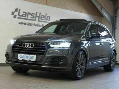 brugt Audi Q7 TDi 272 S-line quat. Tiptr. 7p