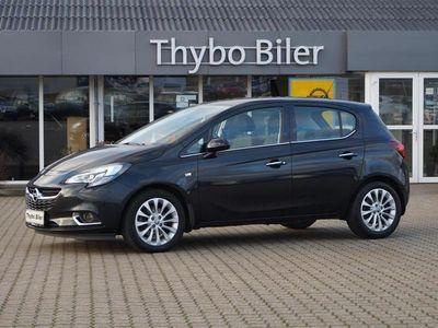 brugt Opel Corsa 1,0 Turbo Cosmo Start/Stop 90HK 5d 6g