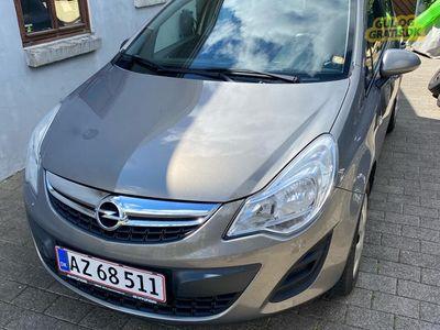 brugt Opel Corsa 1.0 Benzin