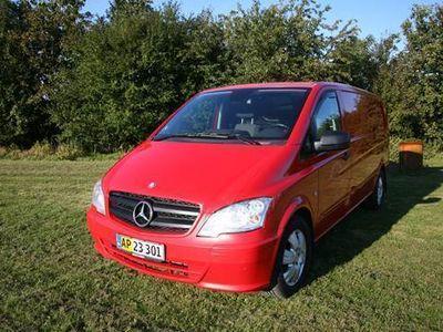 brugt Mercedes Vito 122 122 CDI 3,0