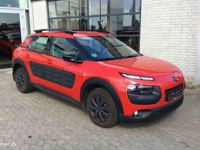 brugt Citroën C4 Cactus 1,6 Blue HDi Feel 100HK 5d