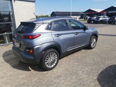brugt Hyundai Kona 1,0 T-GDI Limited Edition S 120HK 5d 6g A