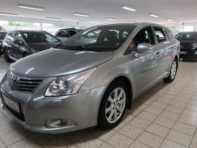 brugt Toyota Avensis 2,2 D-4D DPF T4 150HK Stc 6g