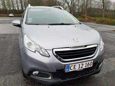 brugt Peugeot 2008 1,2 VTi 82 Active Motion