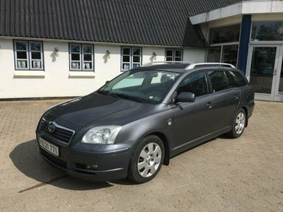 second-hand Toyota Avensis 2,2 D-CAT 177 Executive stc.