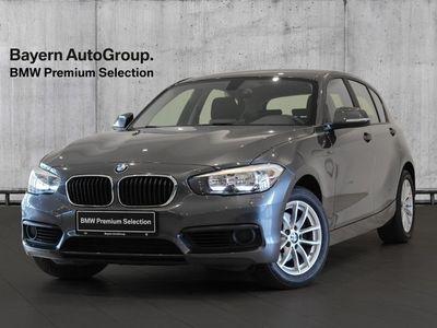 brugt BMW 120 i 2,0 Connected