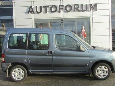 käytetty Peugeot Partner X-Line 1,6 HDI 75HK