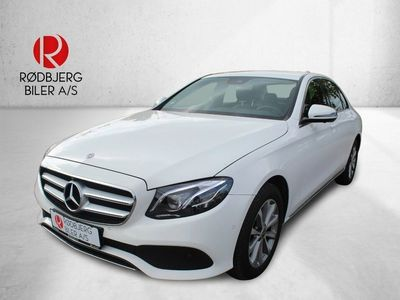 brugt Mercedes E220 2,0 aut. 4-M