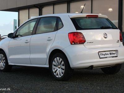 brugt VW Polo 1,6 BlueMotion TDI DPF Comfortline 90HK 5d