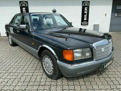 brugt Mercedes 500 S Klasse (W126)SEL 5,0 aut