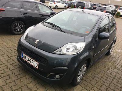 usata Peugeot 107 1,0 Cool 68HK 5d