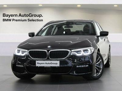 gebraucht BMW 540 i 3,0 aut.
