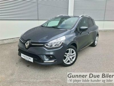 brugt Renault Clio Sport Tourer 0,9 Energy TCe Limited 90HK Stc