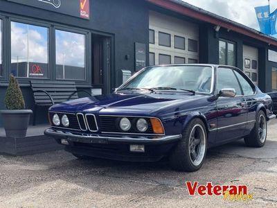 brugt BMW 630 cs