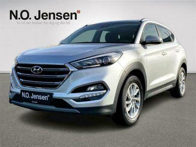 brugt Hyundai Tucson 1,7 CRDi ISG Trend DCT 141HK 5d 7g Aut.
