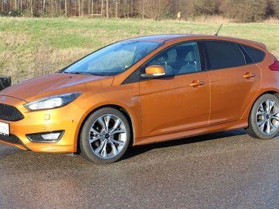 brugt Ford Focus 1,0 SCTi 125 ST-Line