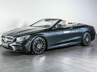 brugt Mercedes S560 4,0 Cabriolet aut.