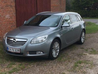 brugt Opel Insignia 2.0 131 HK Sport