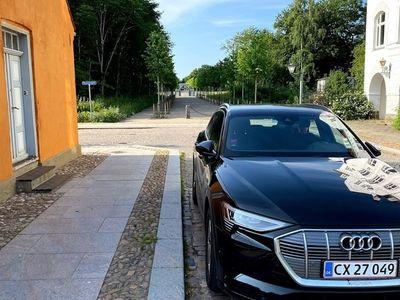 brugt Audi E-Tron - 50 230 kW 5-dørs quattroS-Line