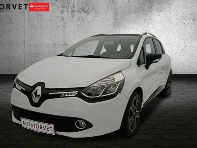 brugt Renault Clio IV 1,5 dCi 75 Expression ST Van