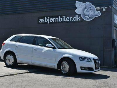 brugt Audi A3 Sportback 2,0 TDi 140 Ambition S-tr.