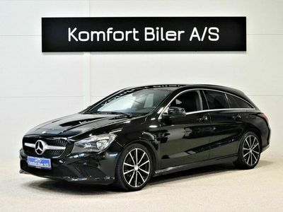 brugt Mercedes CLA220 d SB aut. 2,2