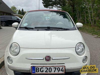 brugt Fiat 500C Nysynet Fiat 500C