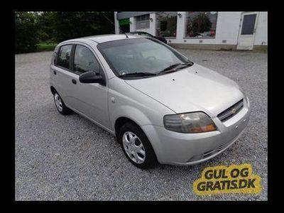 brugt Chevrolet Kalos 1,4